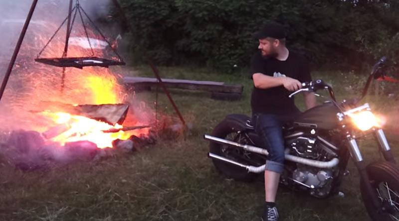 Smashing Way To Make A Bonfire