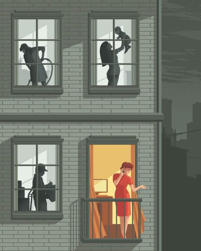 24 Pictures Perfectly Illustrating What We Are Really Like. An Artist Unmasks Social Problems