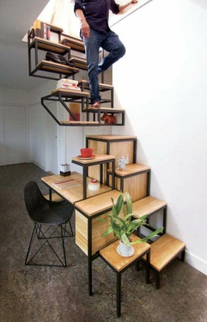 The Worst Stairs Designs One Could Possible Imagine