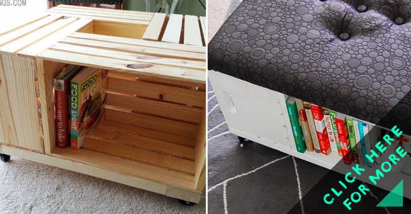 how to make storage ottoman diy crafts handimania