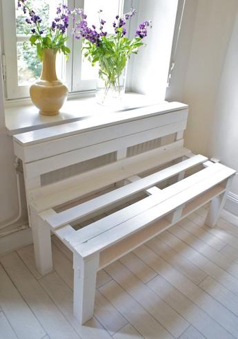 how to make storage pallet sofa diy crafts handimania - Sillon Palets