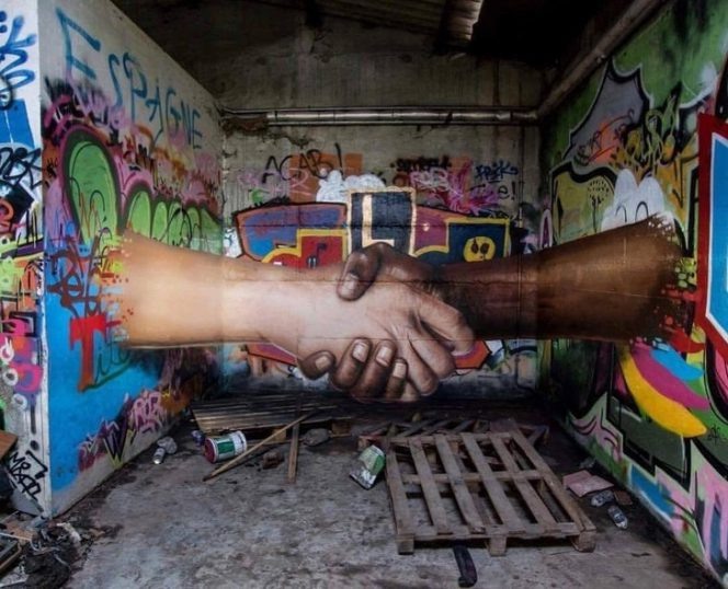 18 Outstanding Pieces of Street Art. You Wish There Were Some Like These in Your Town