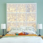 String Lights Ideas For Your Bedroom 01
