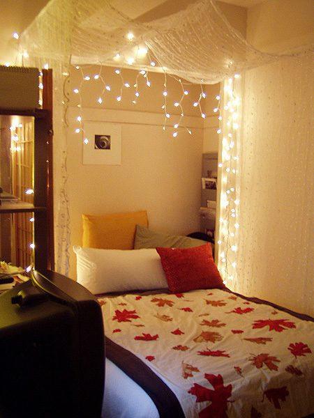 How To Make 6 String Lights Ideas For Your Bedroom