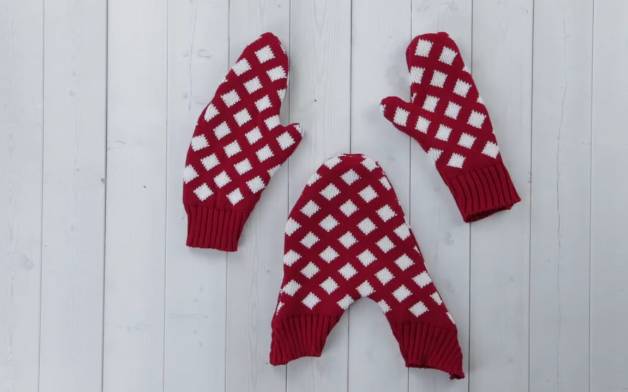 Never Throw Your Old Winter Clothes Away. There Are Quite a Few Useful Accessories They Can Be Turned Into