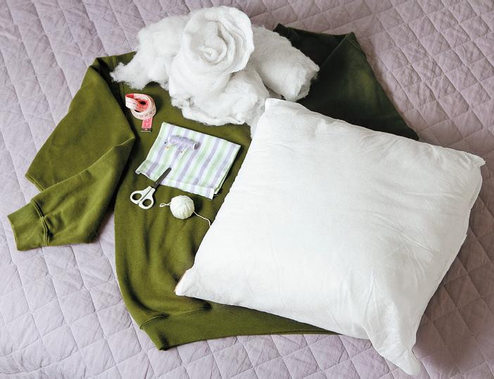 Sweatshirt Pet Bed 01