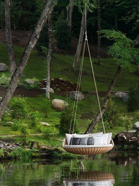 Swing water
