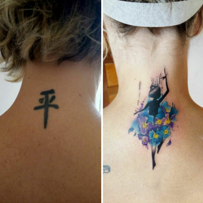 16 People Who Decided to Modify Their Tattoos and Never Regretted It