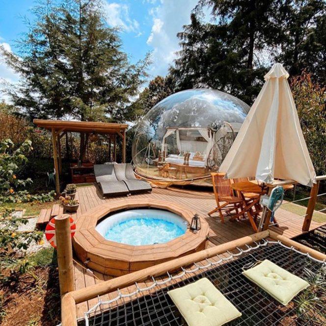 Tent ball