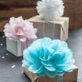 Tissue Paper Mini Pom Poms
