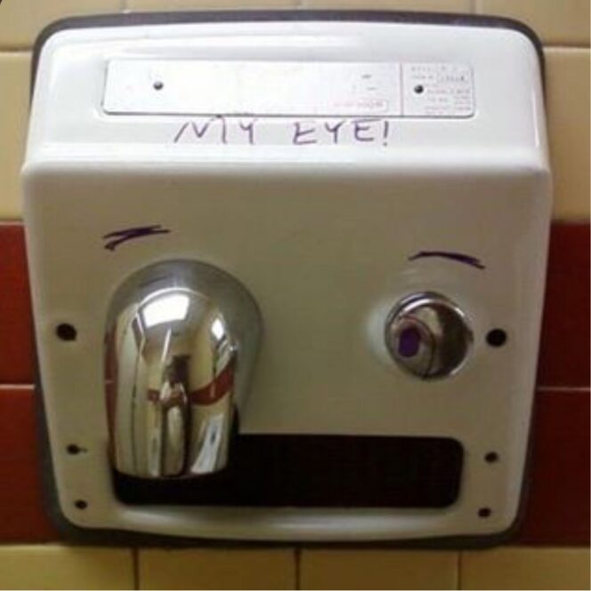 12 Public Toilets Vandalized in a Very… Amusing Way. Some of Them Are Masterpieces!