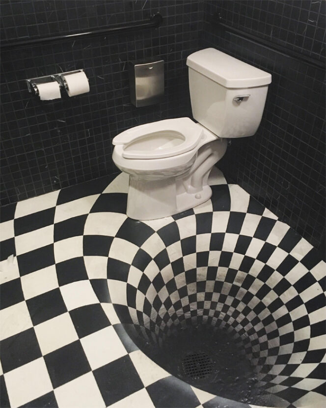 20 Toilet Nightmares. Even If You Were Desperate, You Wouldn't Really Dare to Use Them
