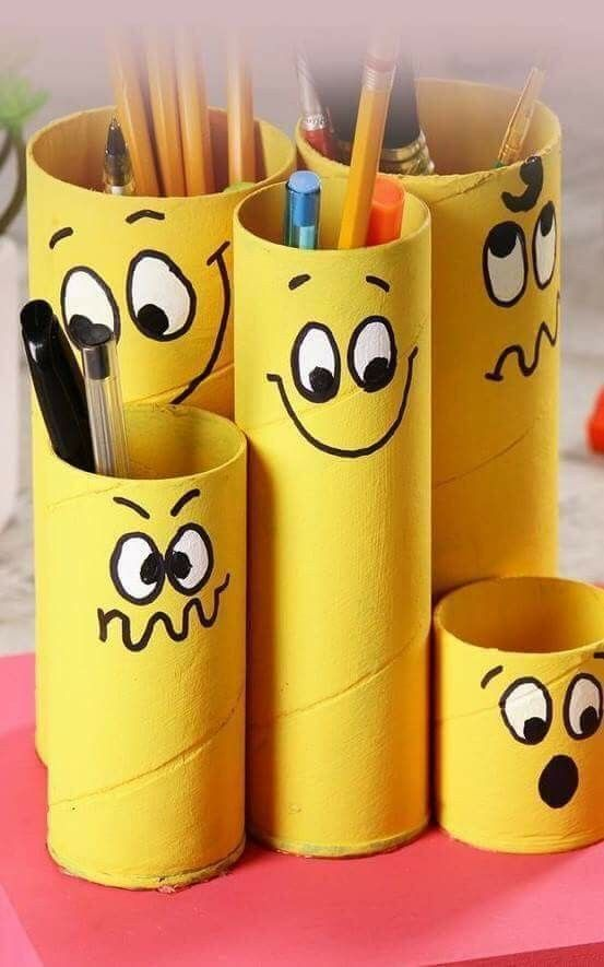 15 Ideas for Reusing Toilet Paper Rolls. You Will Never Throw Them Away!
