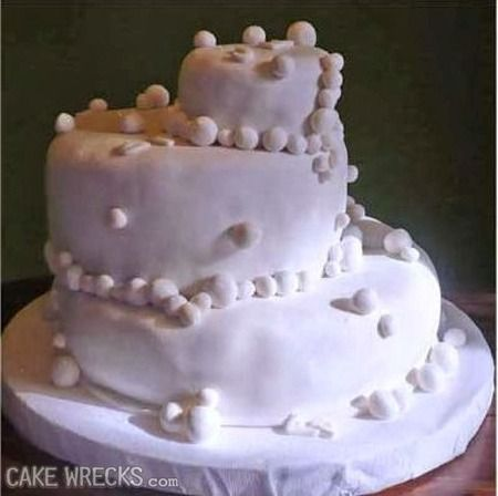 17 Wedding Cakes from Hell. The Brides Are Bound to Remember Them Forever…