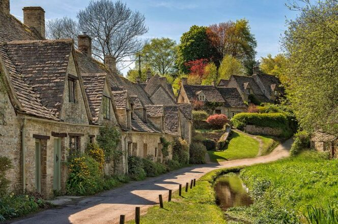 15 Fairytale Places That Have Resisted the Impact of Time