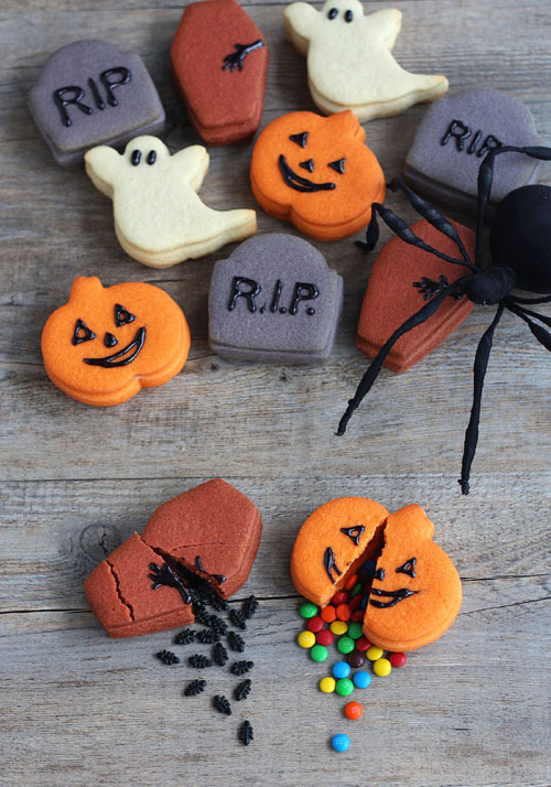 Trick-Or-Treat Pinata Cookies