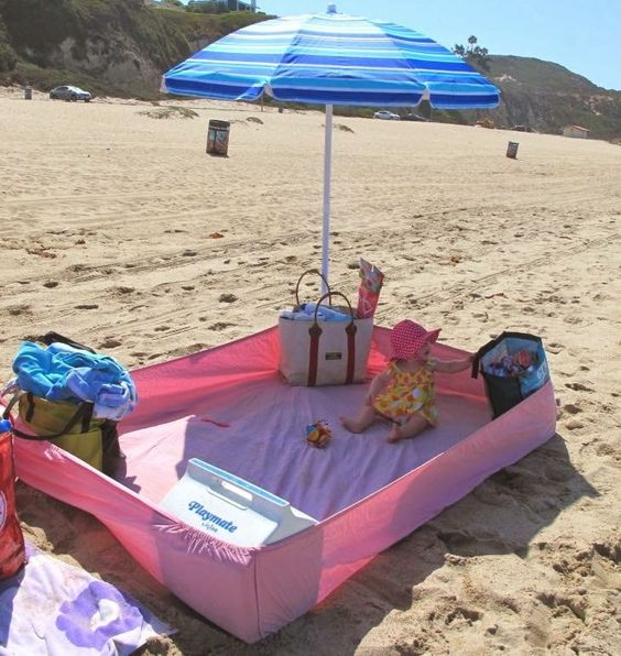 11 Beach Hacks to Make Your Holidays a Pleasant Experience. a Few Things You Won't Have to Worry about Anymore