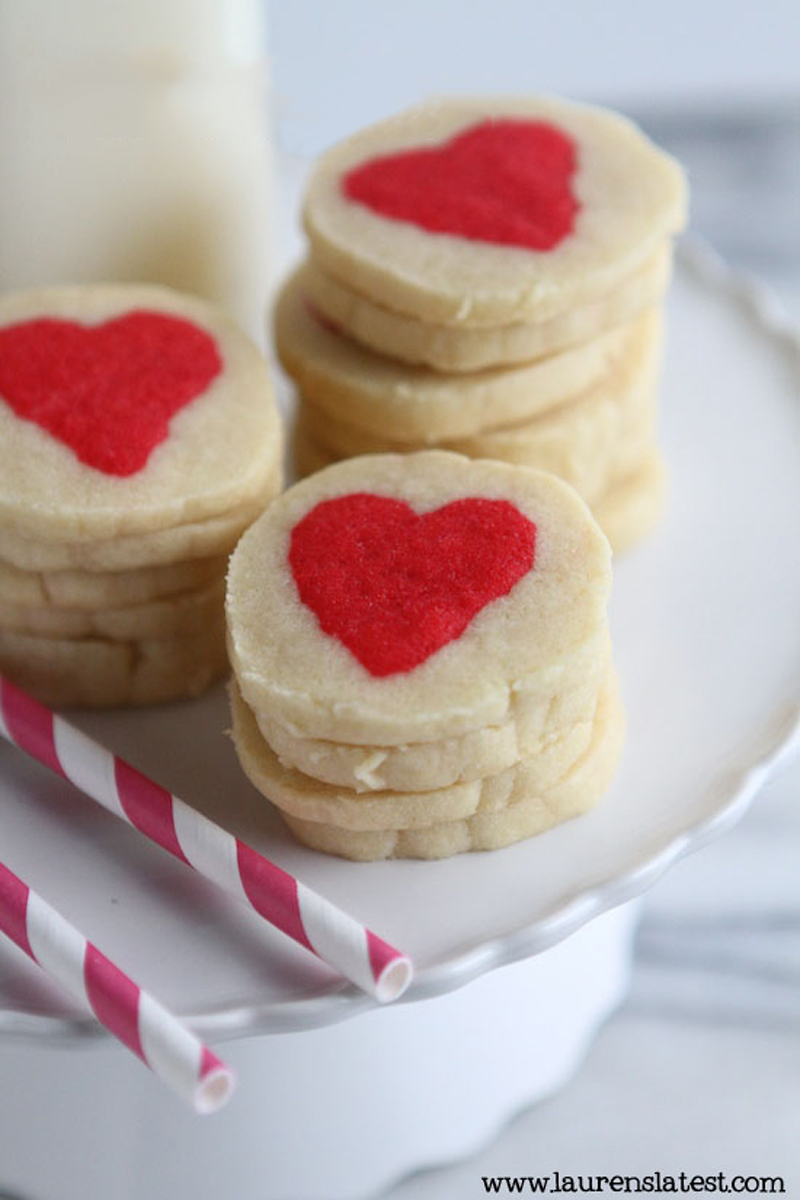 How to make valentine heart cookies cooking handimania