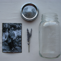 vintage pictures in mason jars01