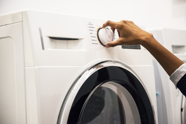 Dishwasher Tablets to Clean Your Washing Machine