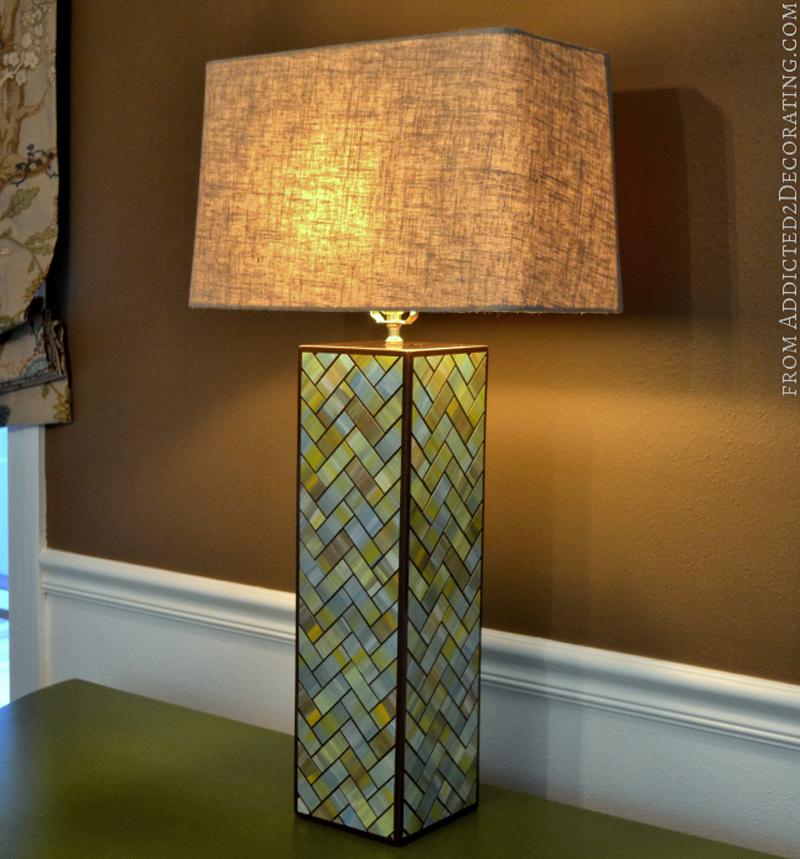 Original DIY Floor Lamps  15 Simple Ideas That Will Brighten Your Home