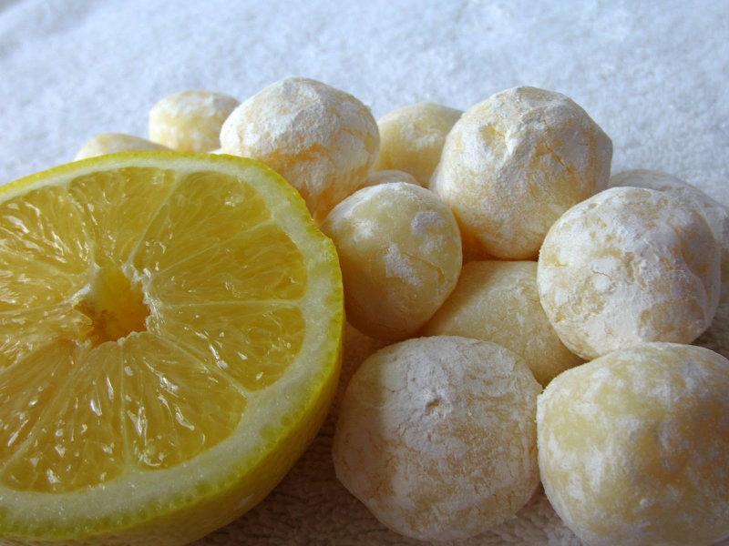 white chocolate lemon truffles 02
