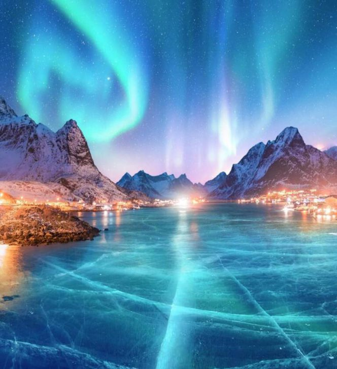 16 Wonderful Places You Can See All over the World