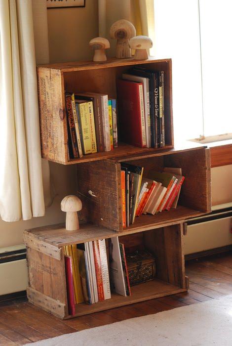 Wooden Crates Furniture Design Ideas 08