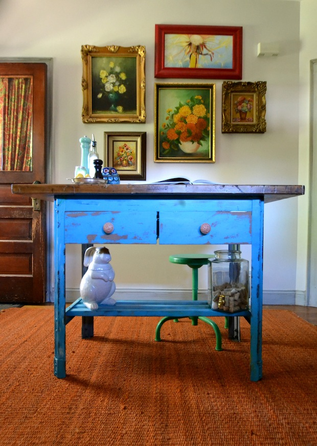 6 Kitchen Islands Idea to Help You Save a Lot of Space